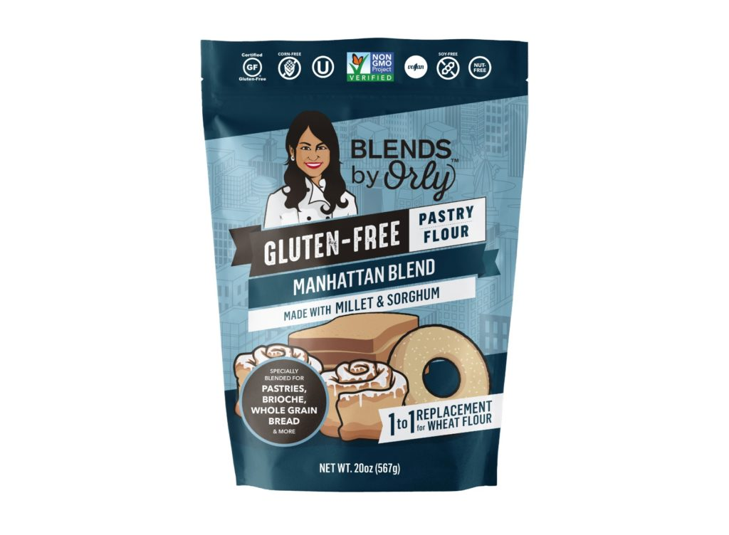 Product Review: Blends By Orly GF Pastry Flour, Manhattan Blend (for Bagels!)