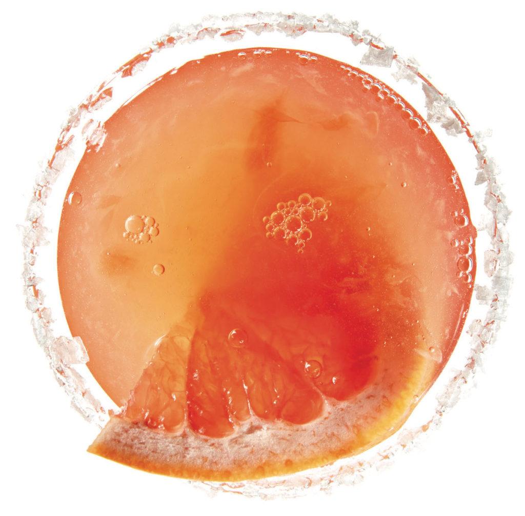 Pink Paloma Cocktail