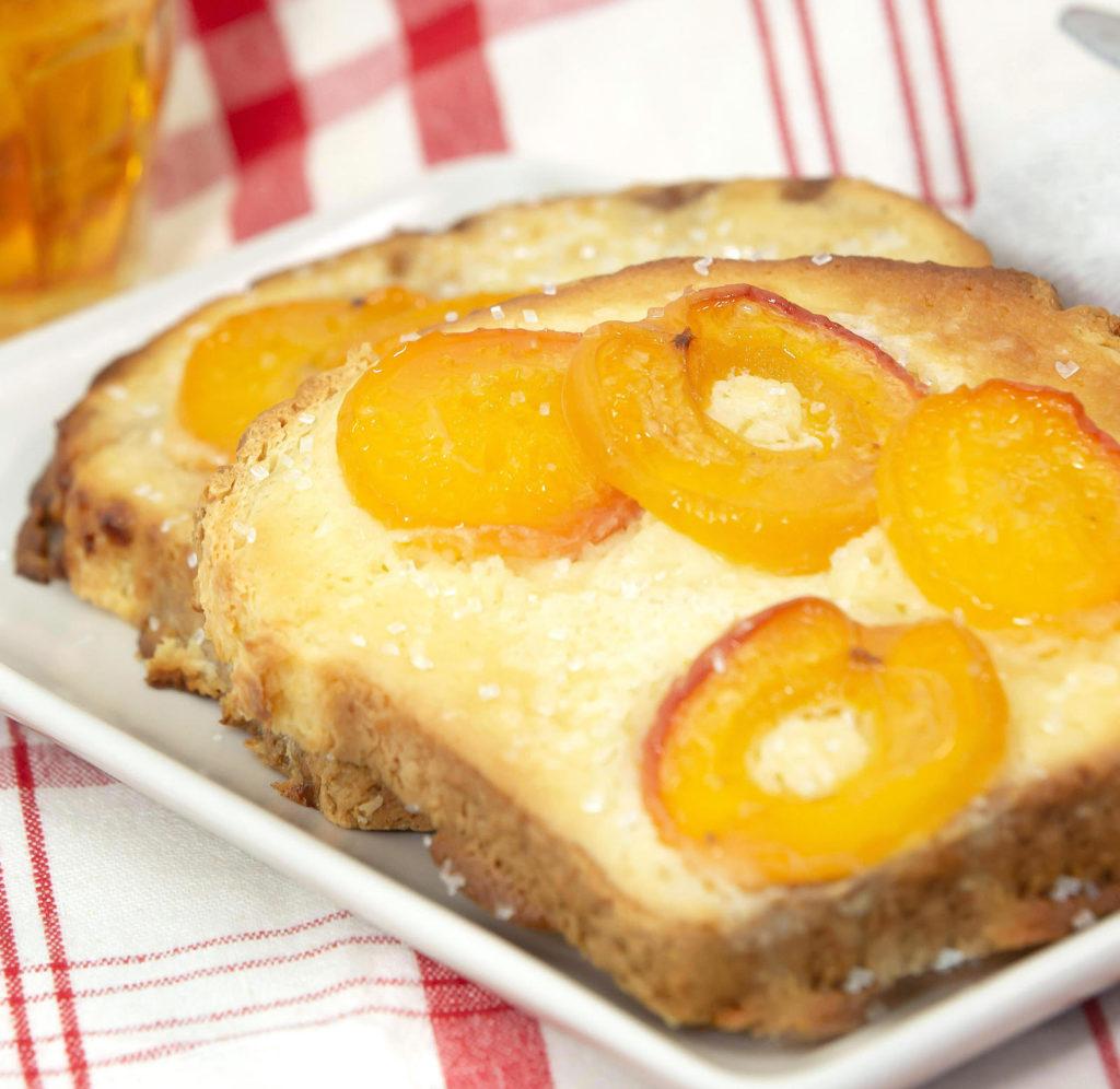 Gluten-Free Apricot Bostock