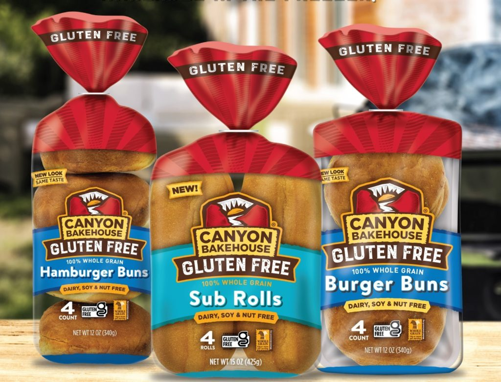 New Canyon Bakehouse Gluten-Free Buns and Sub Rolls: Everything You Need to Know