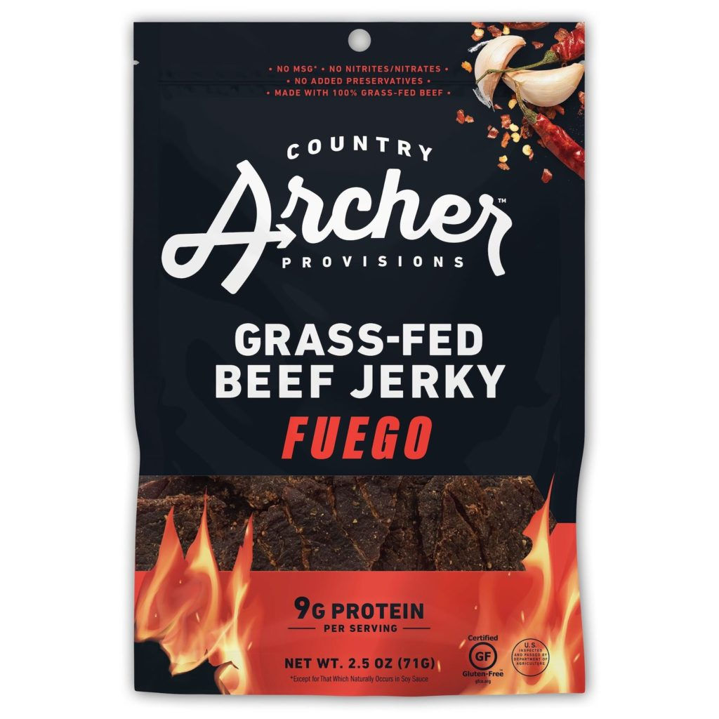 Product Review: Country Archer Provisions Fuego Beef Jerky