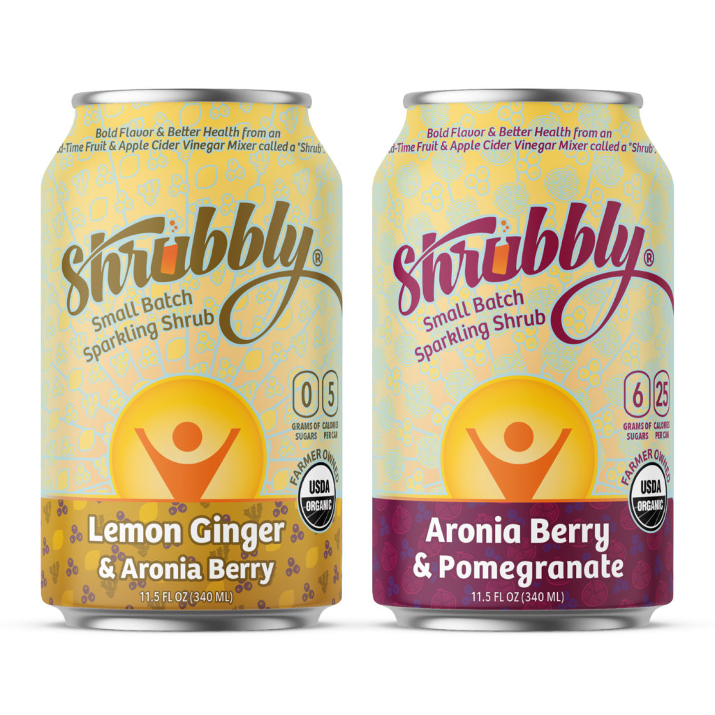 Product Review: Shrubbly Small Batch Sparkling Shrub