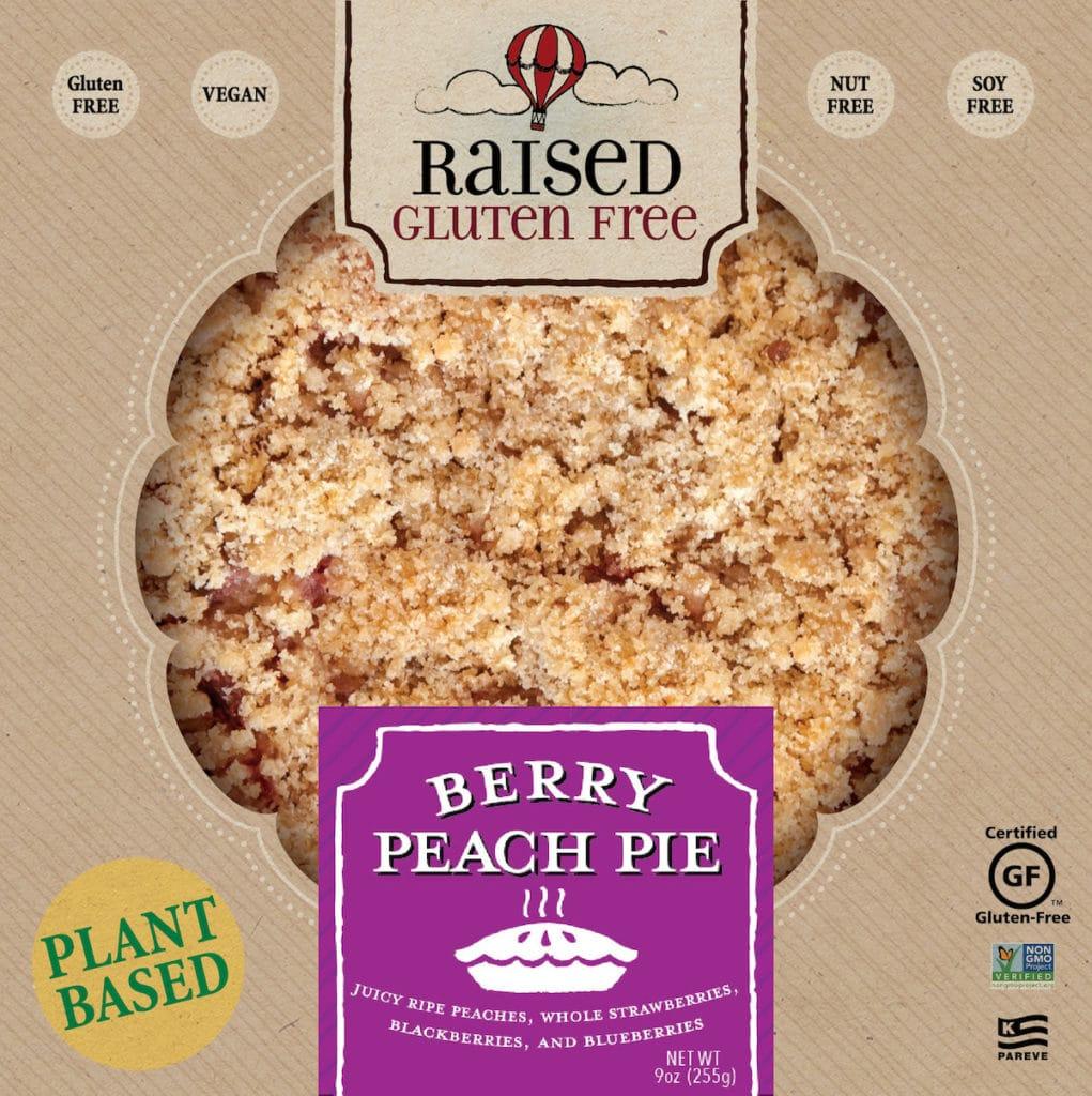 Product Review: Raised Vegan, Gluten-Free Pies