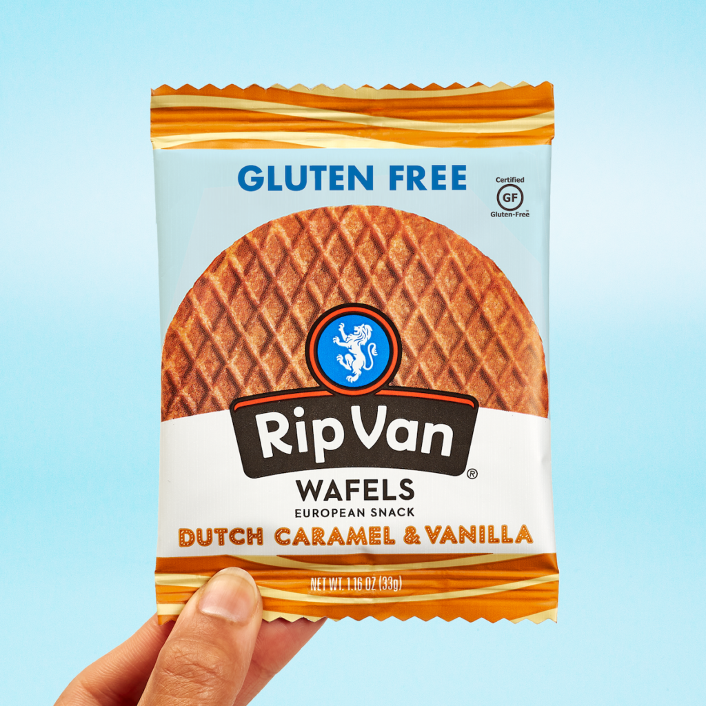 Product Review: Rip Van Wafels Gluten-Free Stroopwafels